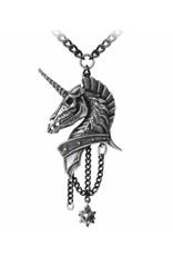 Alchemy Gothic sieraden Steampunk sieraden - Geistalon hanger en ketting Alchemy