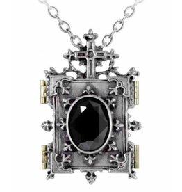 Alchemy Orthodox Icon pendant and chain Alchemy