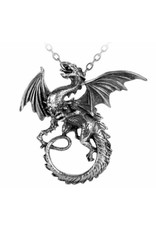 Alchemy Gothic accessories - The Whitby Wyrm pendant and chain Alchemy