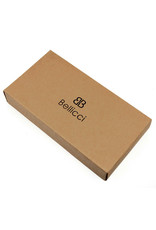 Bellicci Leather Wallets - Leather purse washed leather Bellicci (natural)