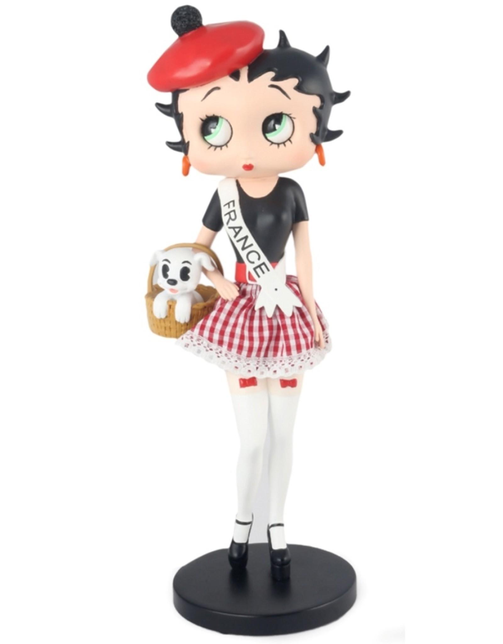 Betty Boop Betty Boop Collectables - Betty Boop Miss Frankrijk