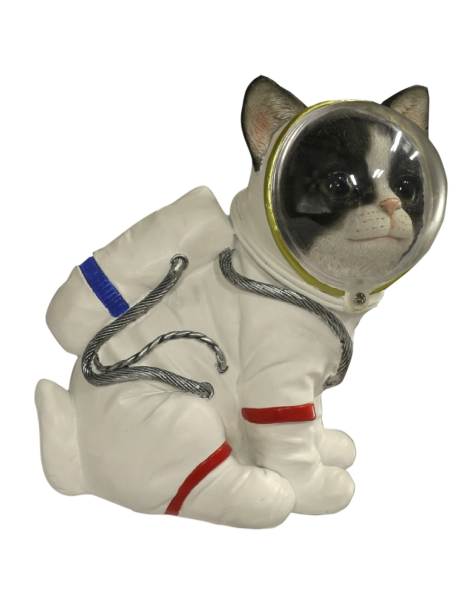 Trukado Giftware Figurines Collectables - Cat Astronaut figurine 17cm