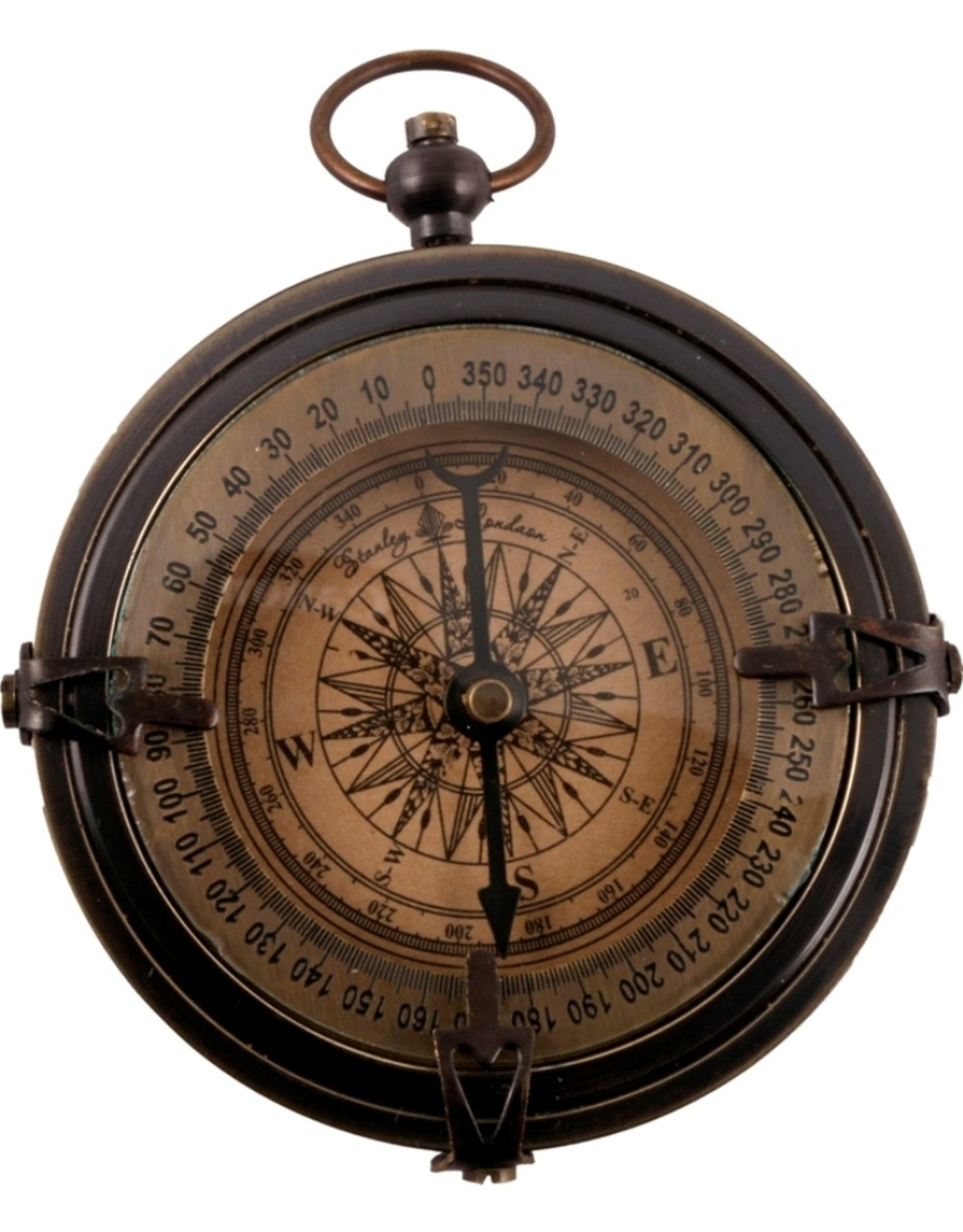 Trukado Giftware Figurines Collectables - Compass Antique Finish