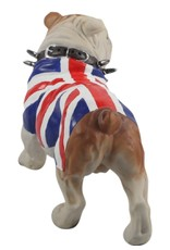 Trukado Giftware Figurines Collectables - Engelse Bulldog Union Jack (standing)
