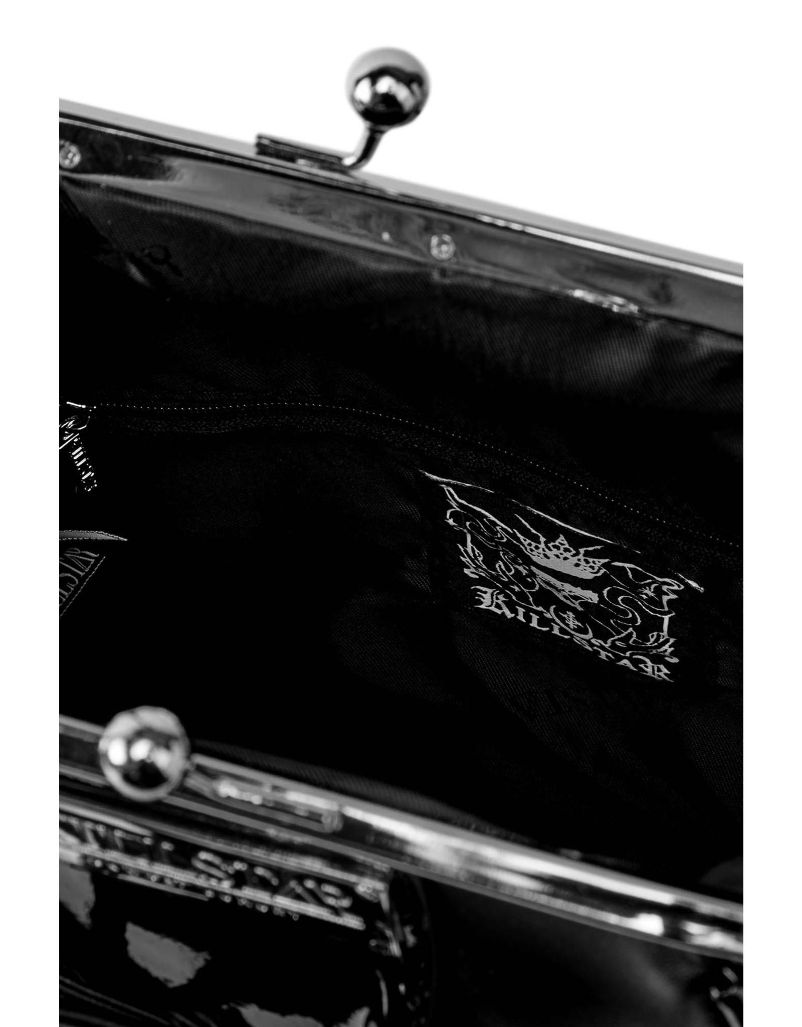 Killstar Gothic tassen Steampunk tassen -  Killstar handtas Lexy met Korset