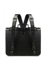 Gothic, Retro Retro tassen en vintage tassen - Banned  Prism  Messengerbag zwart