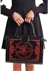 Killstar Gothic tassen Steampunk tassen -  Killstar handtas Book ofThe Beast