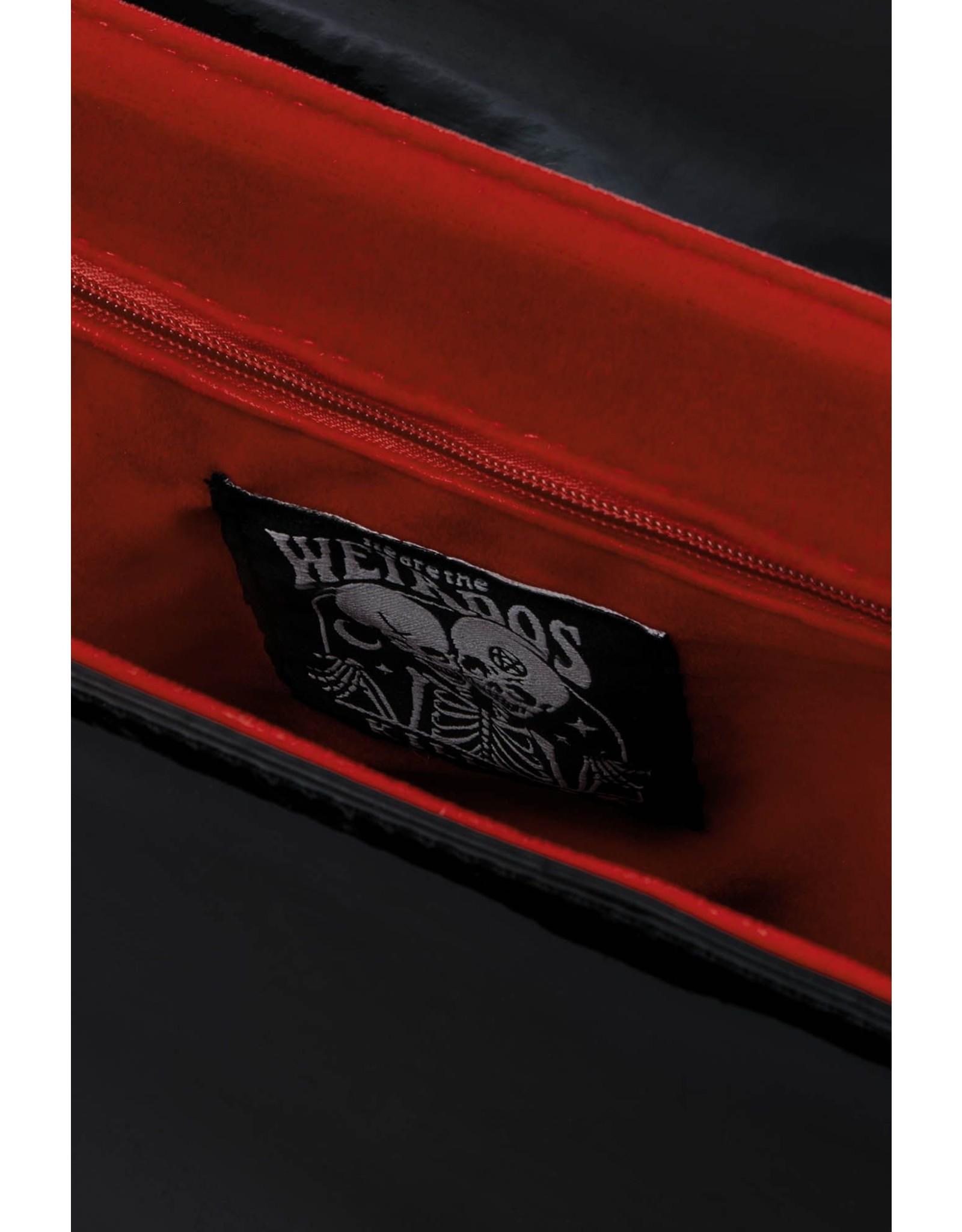 Killstar Gothic tassen Steampunk tassen -  Killstar schoudertas Book of the Beast