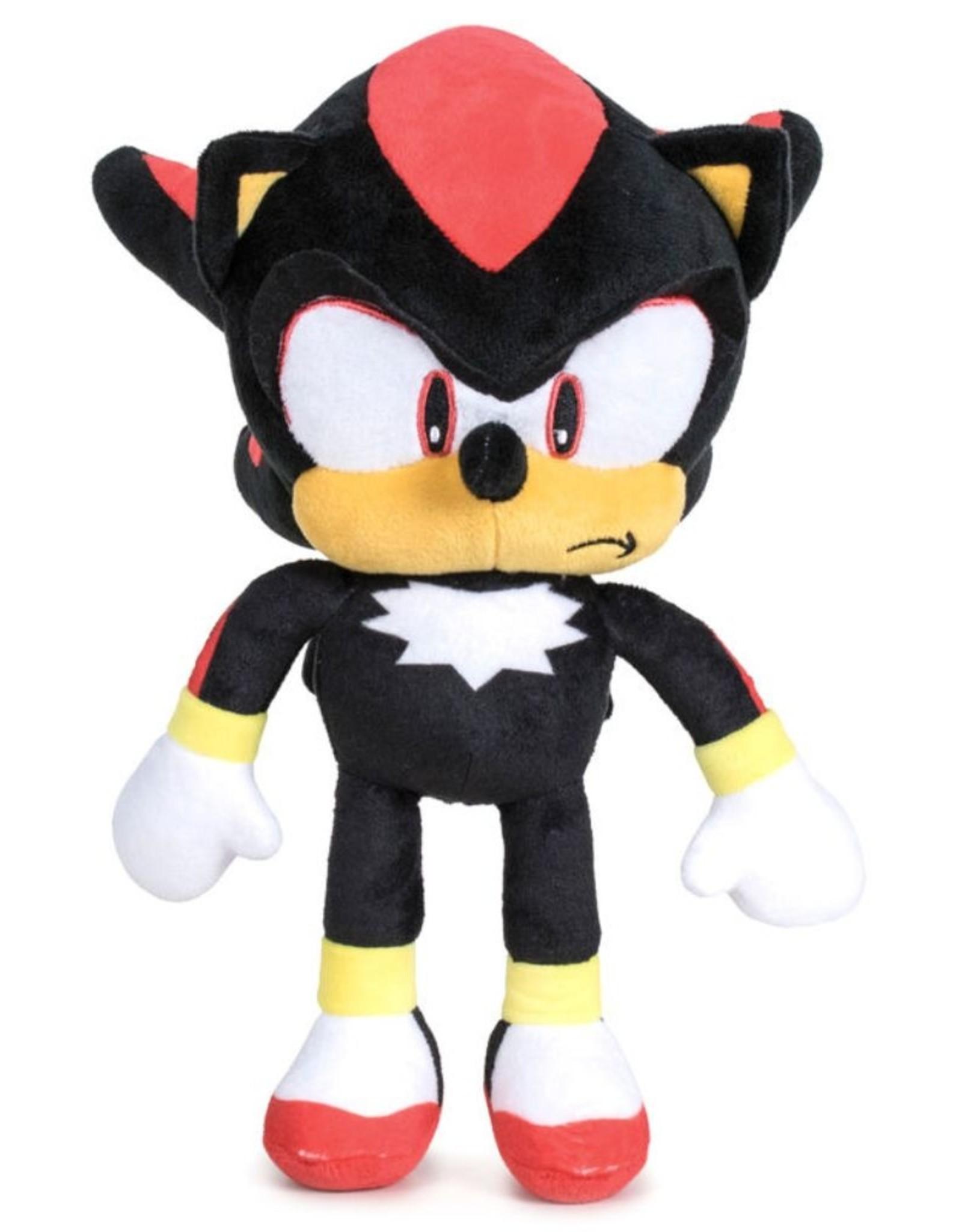 Sega Merchandise pluche en figuren - Sonic - Shadow de  Egel  pluche pop 28cm