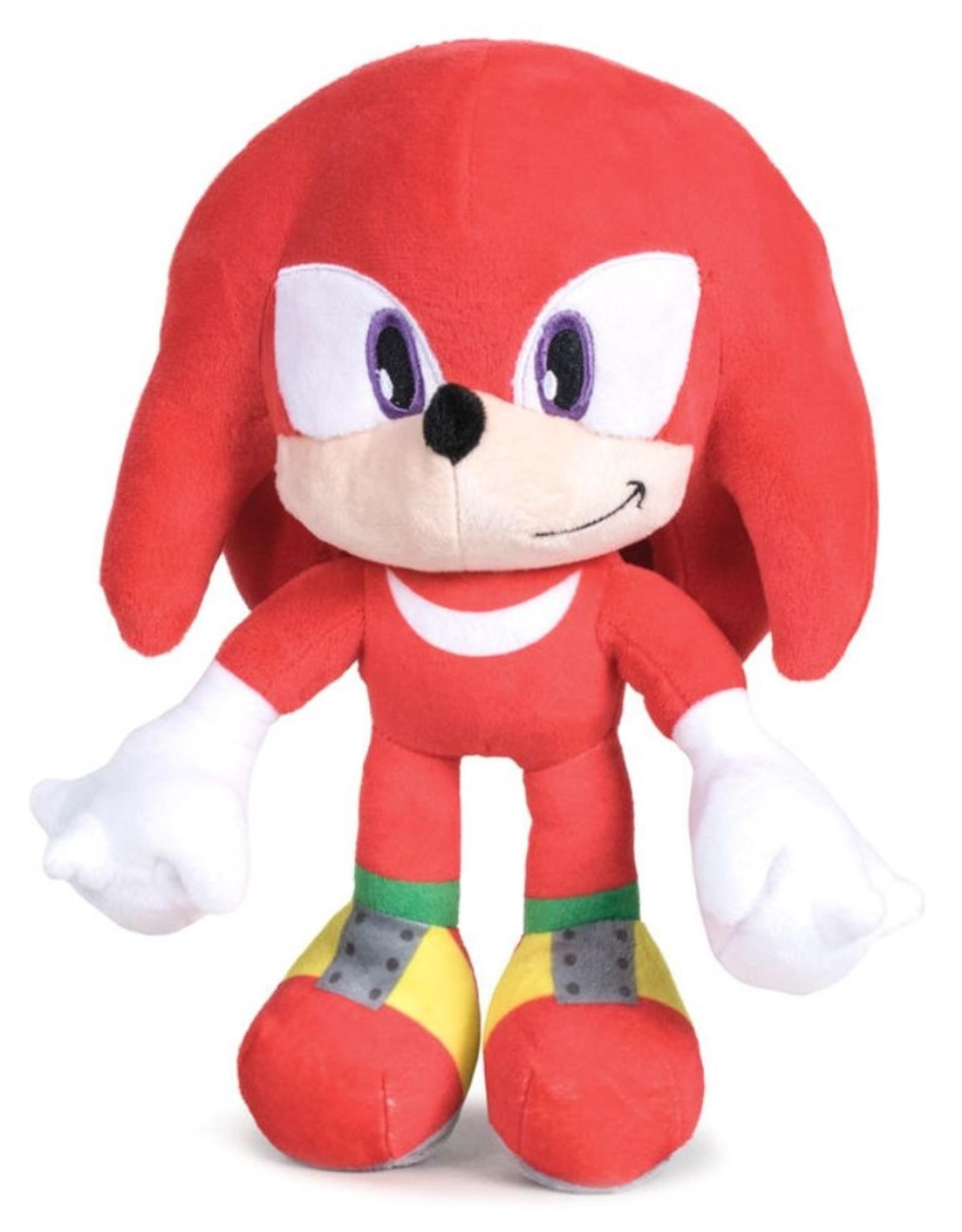 Sega Merchandise pluche en figuren - Sonic - Knuckles de Egel pluche pop 25cm