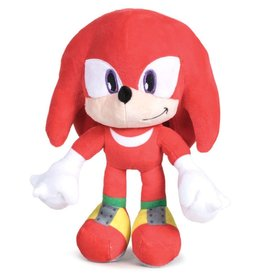 Sega Sonic - Knuckles the Hedgehog plush toy 25cm