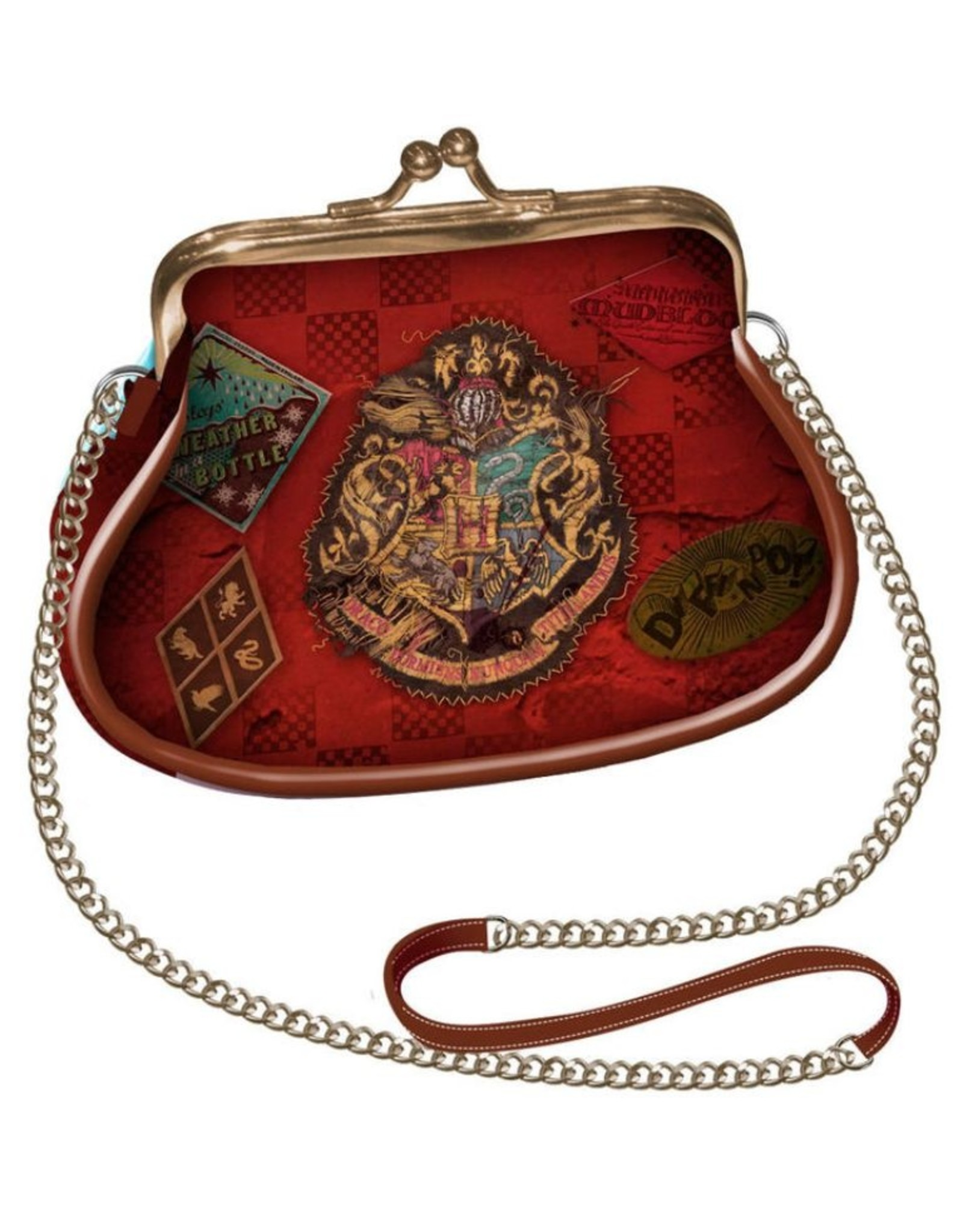 Harry Potter Harry Potter bags - Harry Potter Hogwarts Express bag with clip closure