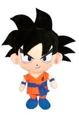 Dragon Ball Merchandise pluche en figuren - Dragon Ball Super Goku Zwart pluche pop 24cm