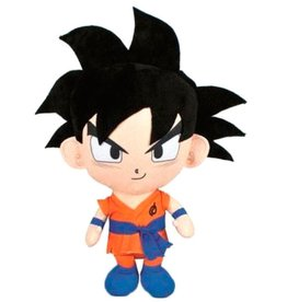 Dragon Ball Dragon Ball Super Goku Zwart pluche pop 24cm