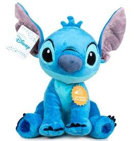 Disney Disney Stitch pluche pop met geluid 30cm