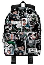 DC Comics DC Comics Tassen en Portemonnees  - DC Comics Joker rugzak 44cm