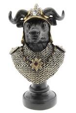 Stier Ridder beeld Giftware Beelden Collectables - Stier Ridder beeld 25cm (buste)