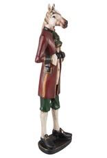 Paard Aristocraat beeld Giftware Figurines Collectables - Horse Aristocrat figurine 41cm