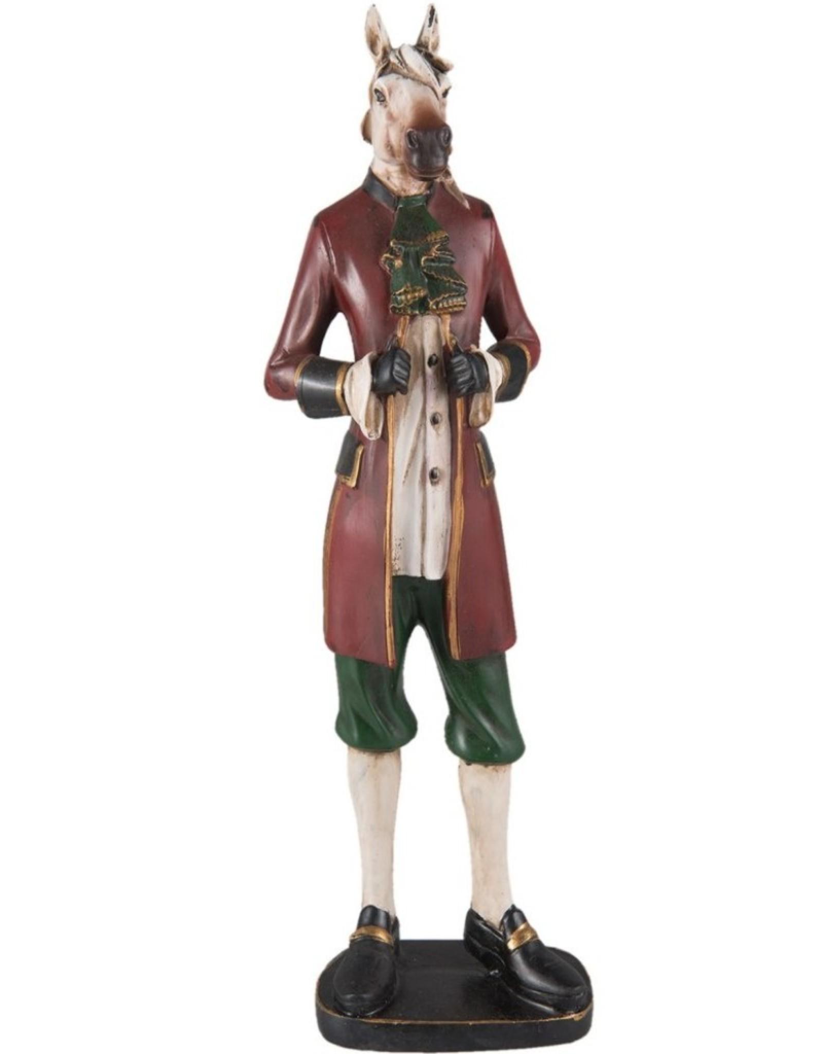 Paard Aristocraat beeld Giftware Beelden Collectables - Paard Aristocraat beeld 41cm