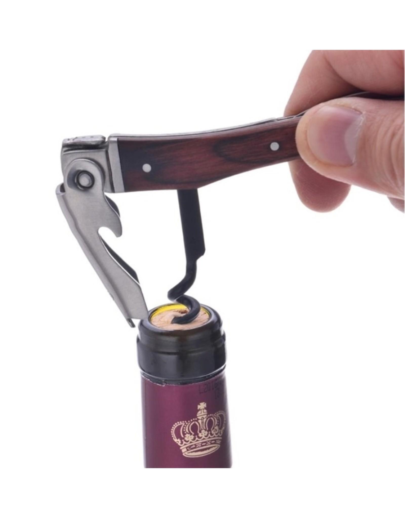 LAGUIOLE Giftware Beelden Collectables - Wijnaccessoires Set LAGUIOLE