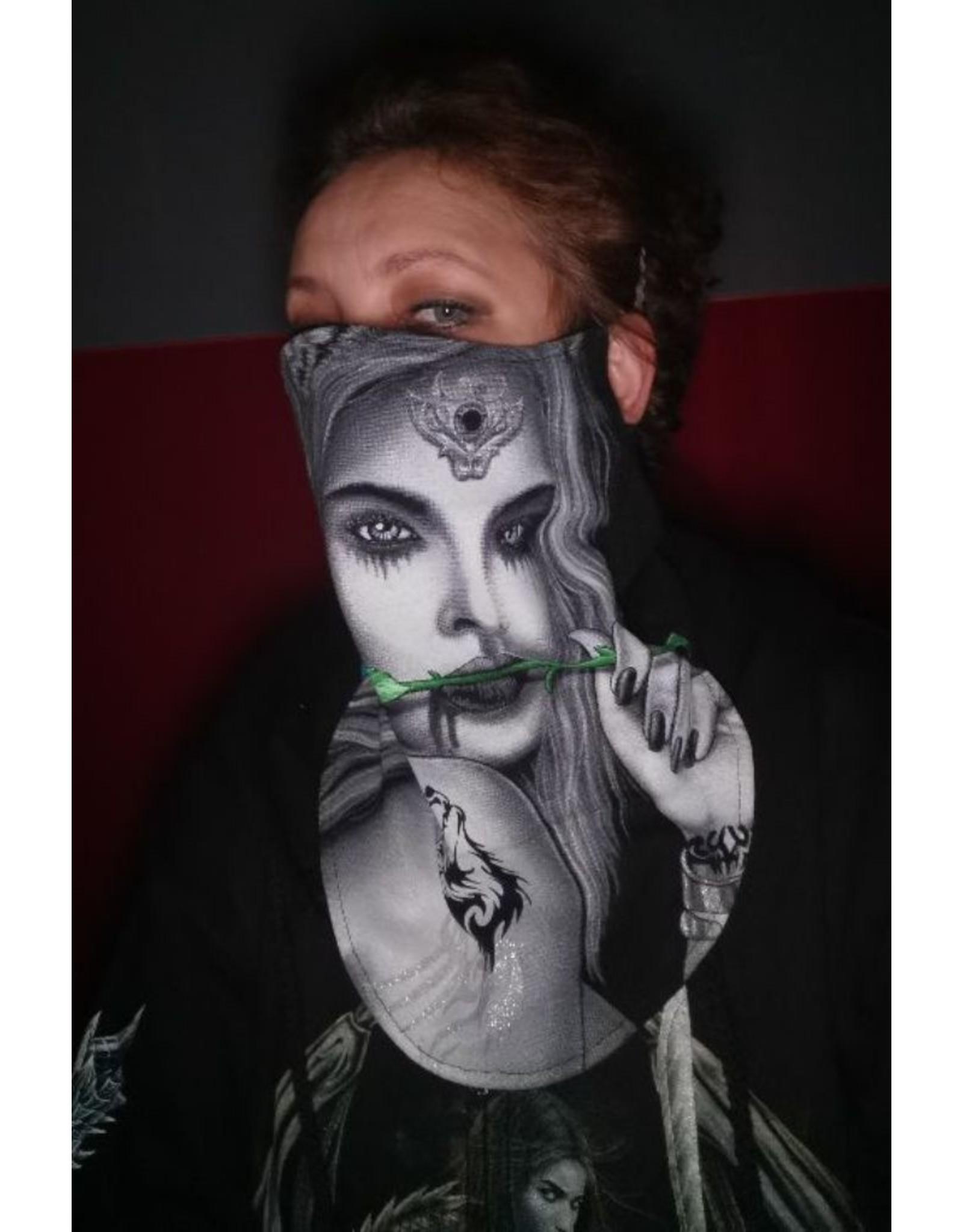 Dragon DesignBiker scarfs - Biker-scarf Tattoo Girl