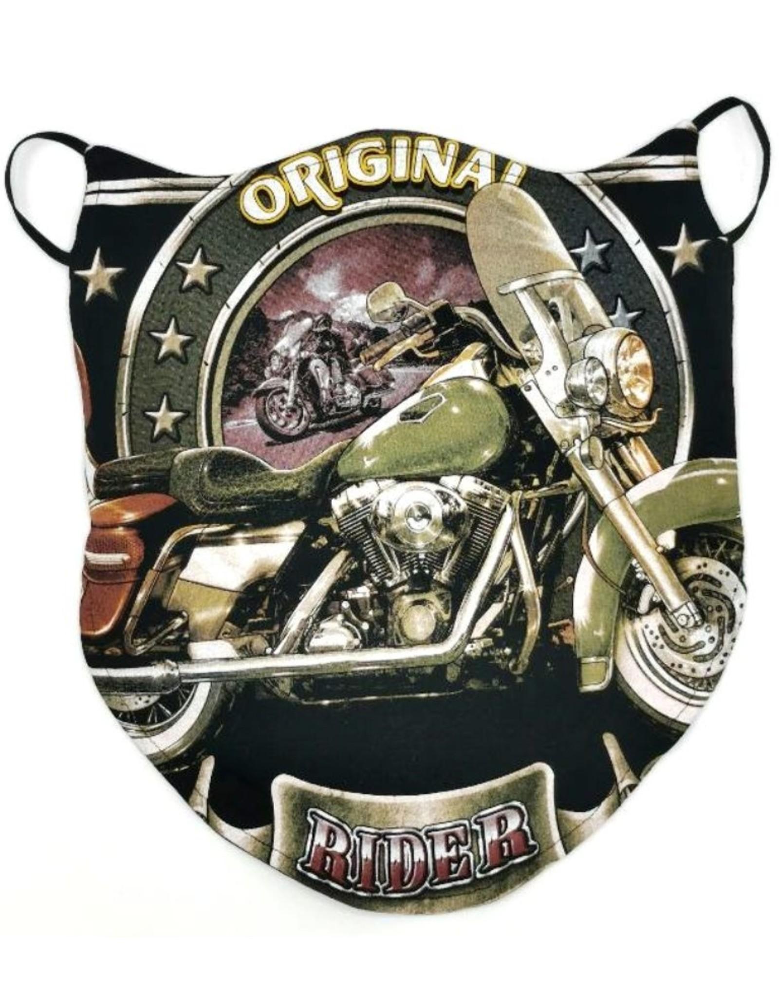 Original Rider Design Biker-sjaals - Biker-sjaal met motor Original Rider
