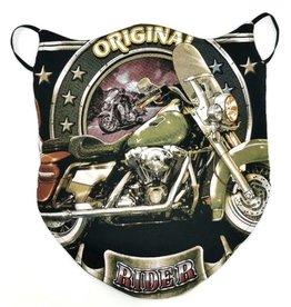 Original Rider Biker-sjaal met motor Original Rider