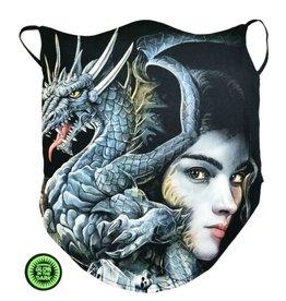 Dragon Biker-scarf Dragon and Me