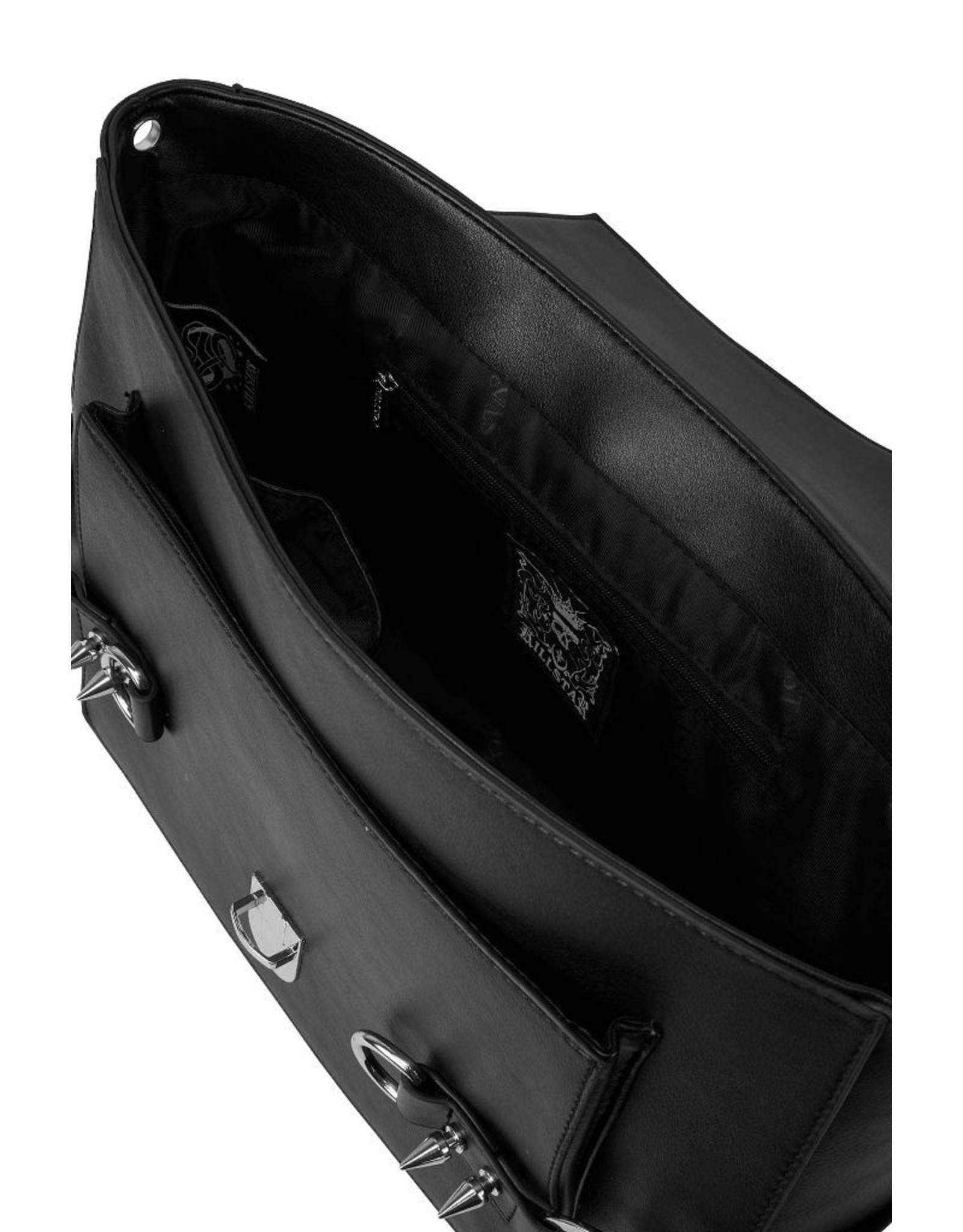 Killstar Killstar bags and accessories - Killstar messenger bag Scarlotte