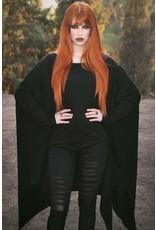 Killstar Killstar bags and accessories - Killstar Witch's World Knit Top L-XXL