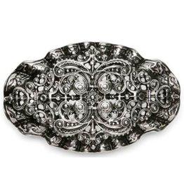 Buckle met Victoriaans Ornament - massief metaal