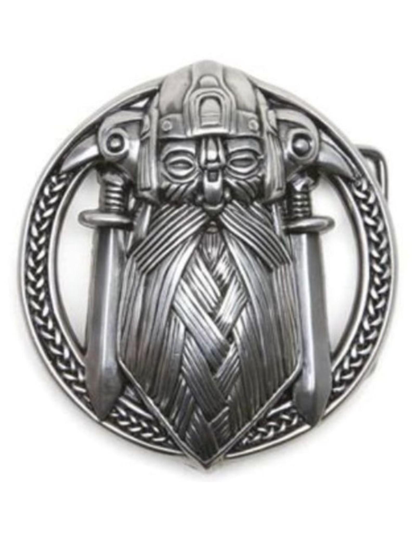 Acco Buckles - Buckle Viking - massief metaal