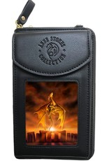 Anne Stokes 3D Wallets and Purses - 3D phone case Solstice - Anne Stokes