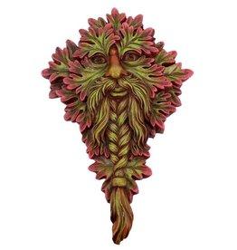 Nemesis Now Tree spirit  Mabon Wisdom wanddecoratie