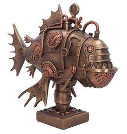 Nemesis Now Steampunk Perpetual Piranha