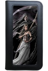Anne Stokes 3D Portemonnees - 3D Telefoonhoesje Summon The Reaper - Anne Stokes