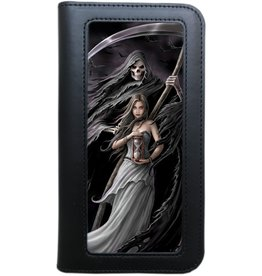Anne Stokes 3D lenticular Phone Wallet Summon The Reaper - Anne Stokes