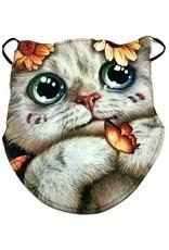 Wild Design Biker sjaals - Biker-sjaal Dreamy Cat
