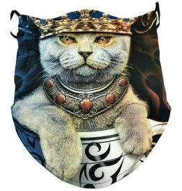 Wild Biker-sjaal King Cat