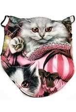 Wild Design Biker sjaals - Biker-sjaal Queen Cat