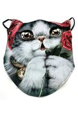 Wild Design Biker scarfs - Biker-scarf Gipsy Cat