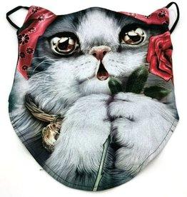 Wild Biker-sjaal Gipsy Cat