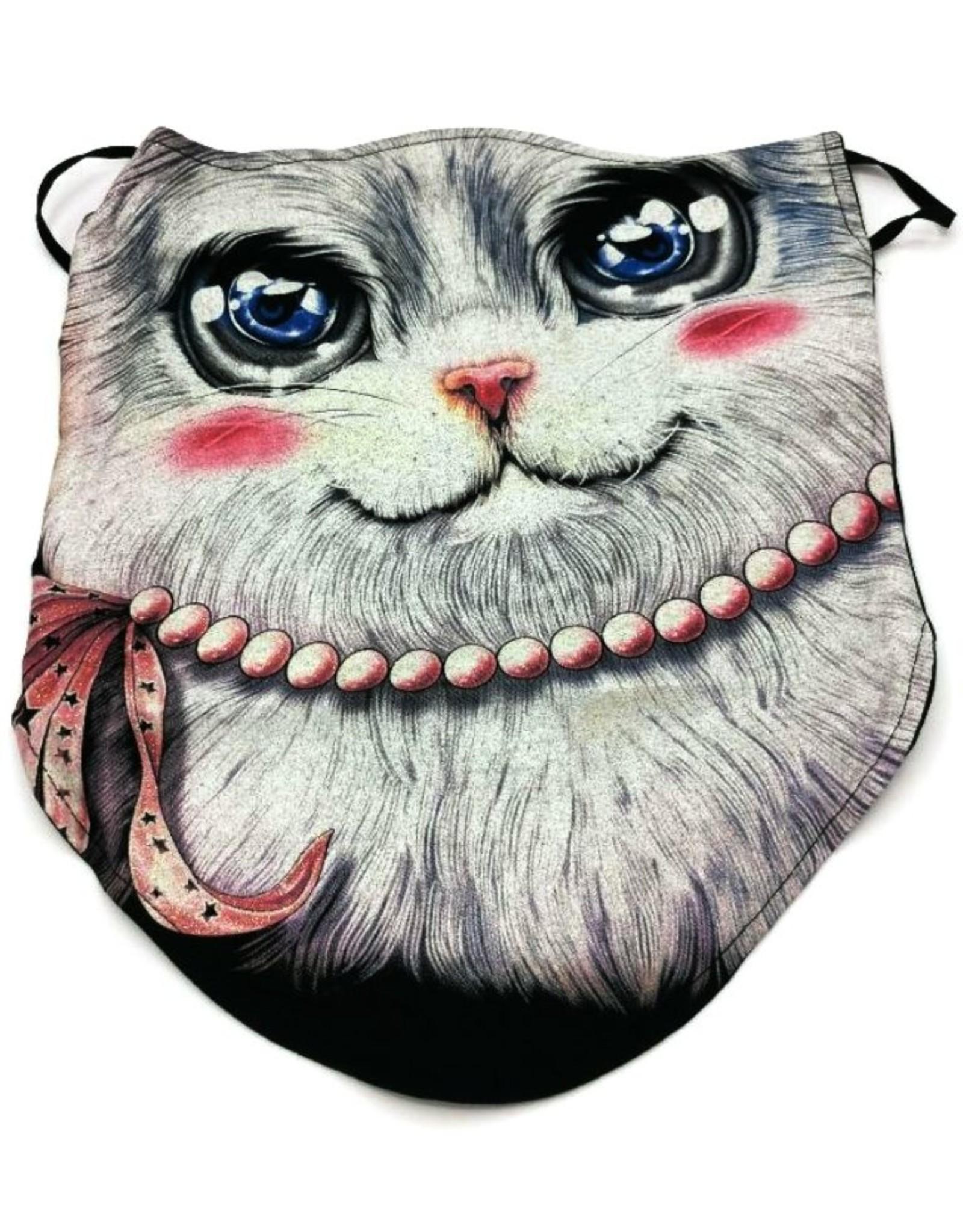 Design Biker sjaals - Biker-sjaal Fancy Cat