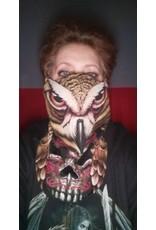 Wild Design Biker sjaals - Biker-sjaal Adelaar en wolven