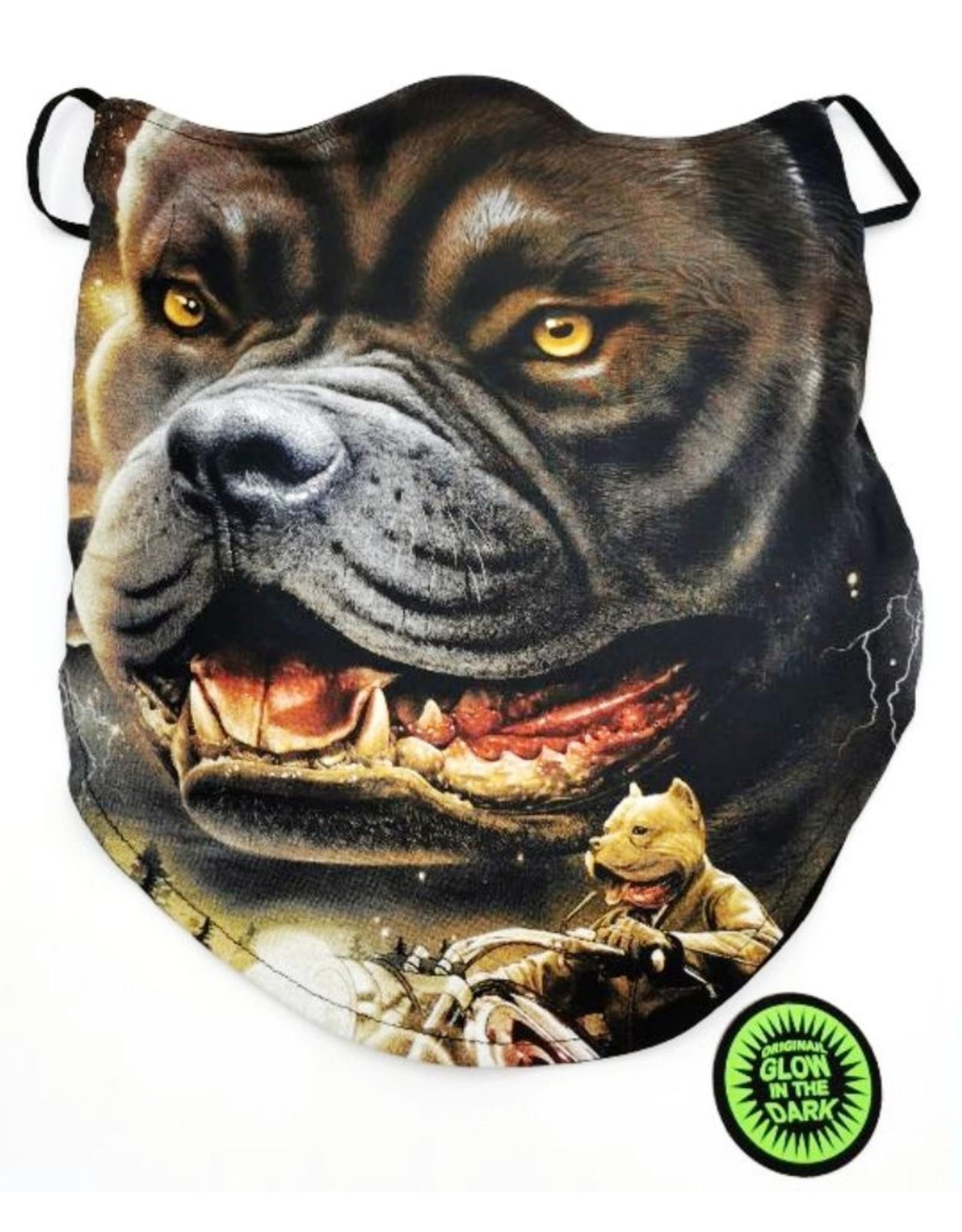 Design Biker sjaals - Biker-sjaal Staffordshire Bull Terrier