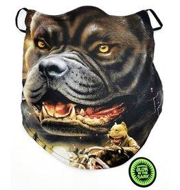 Wild Biker-scarf Staffordshire Bull Terrier