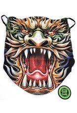 Wild Design Biker sjaals - Biker-sjaal Super Draak