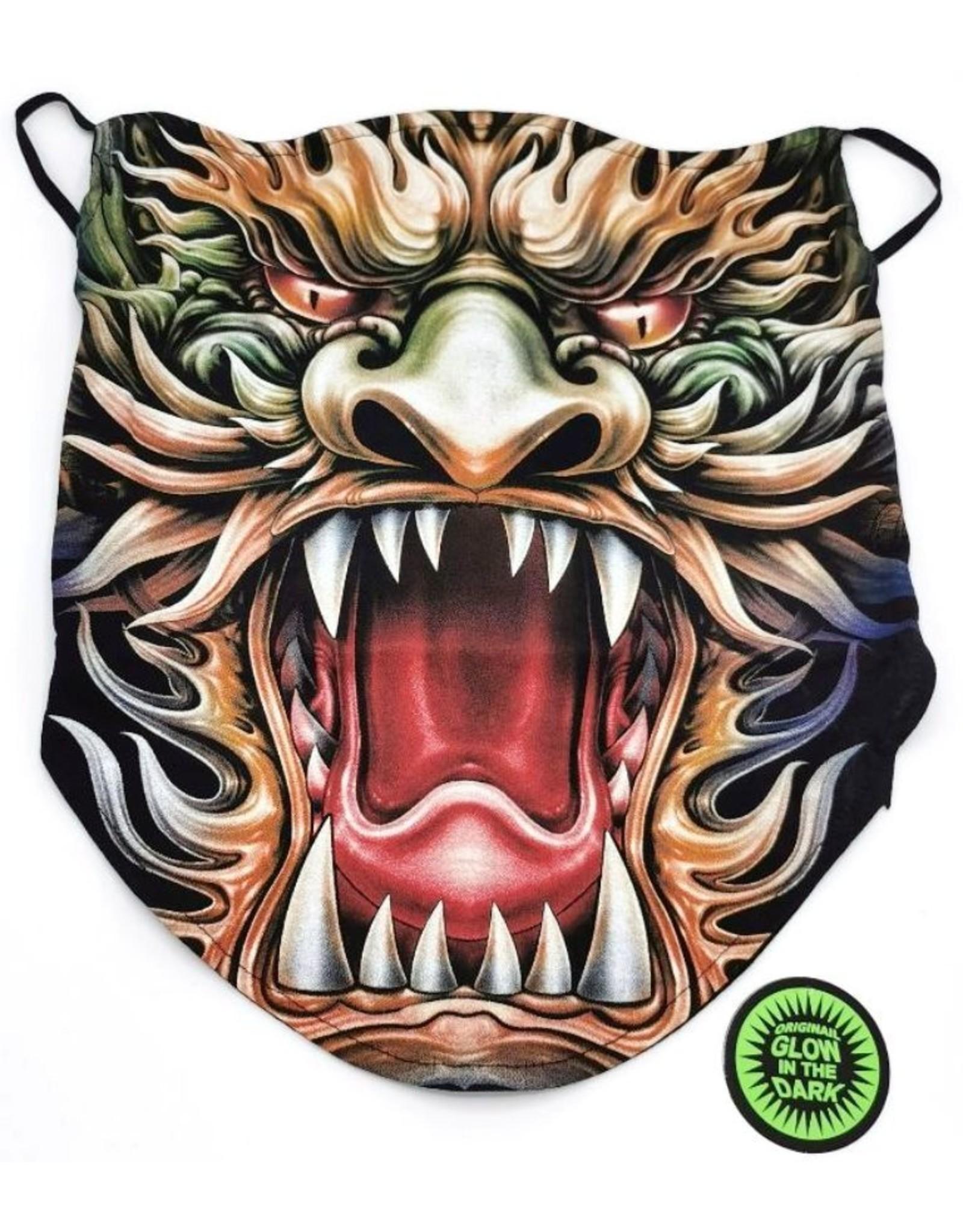 Wild Design Biker scarfs - Biker-scarf Super Dragon