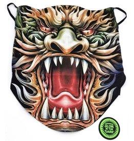 Wild Biker-sjaal Super Draak