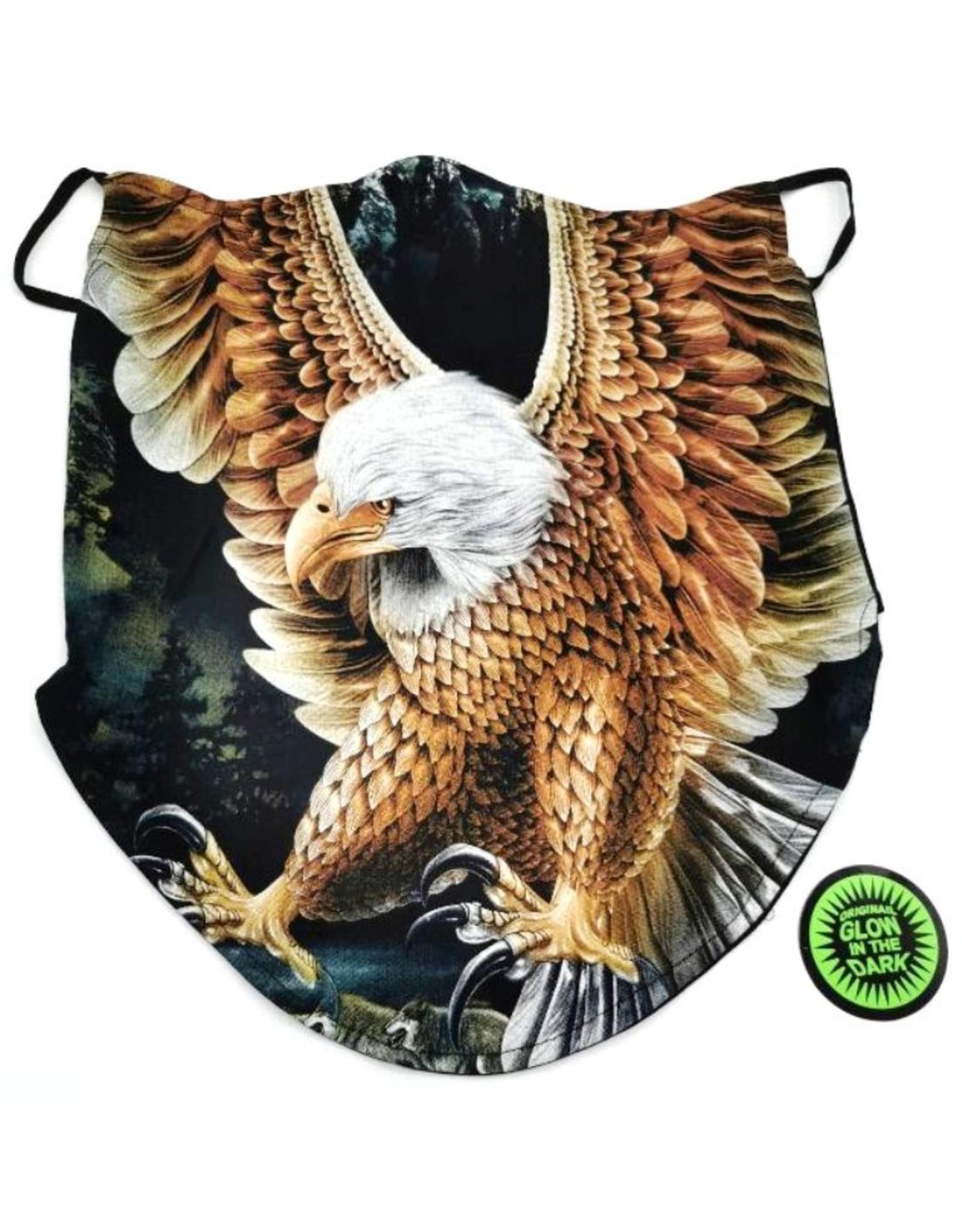 Wild Design Biker sjaals - Biker-sjaal Adelaar